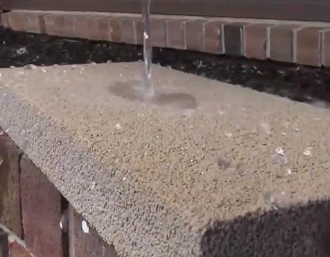 водоотталкивающая пропитка для кирпича