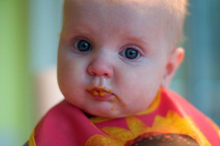 рацион питания ребенка в год комаровский