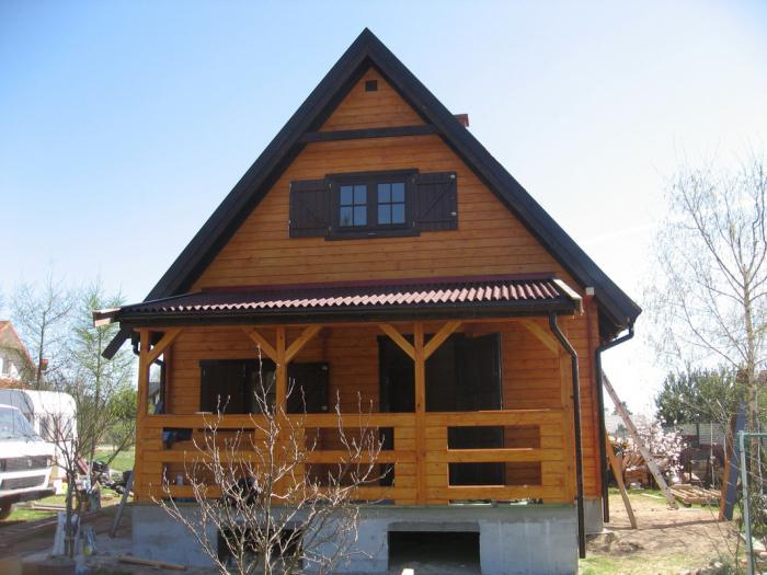 строительные материалы для постройки дома