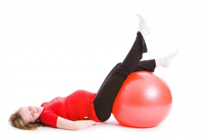 Полезная гимнастика для беременных (1 триместр)