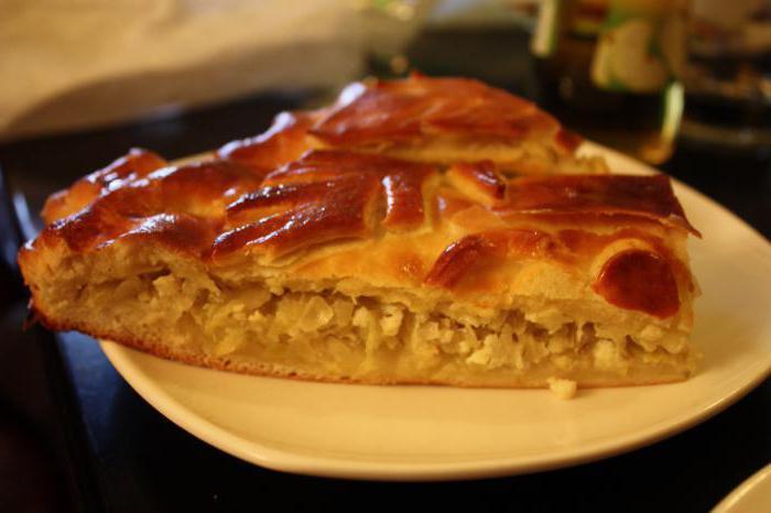 Пирог с рыбой от селезнева