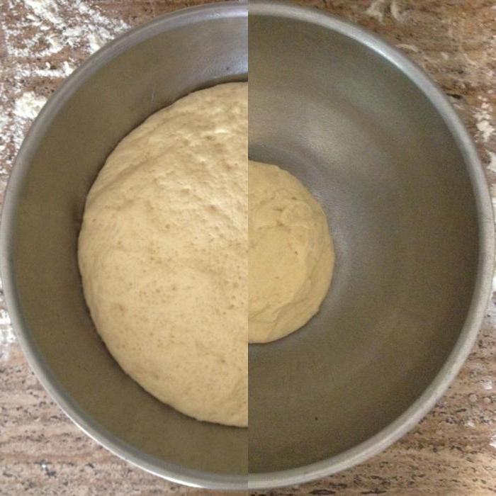 тесто для пиццы быстрое и вкусное с сухими дрожжами рецепт
