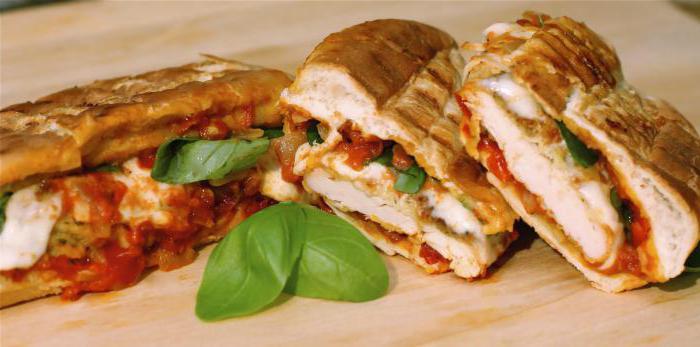 соус для сэндвича с курицей рецепт с фото