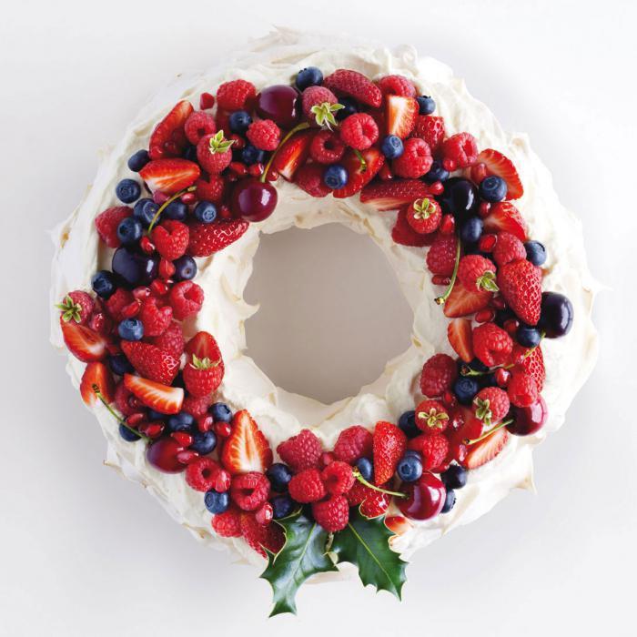 торт павлова рецепт фото