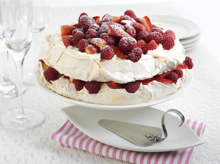 торт павлова от юлии высоцкой