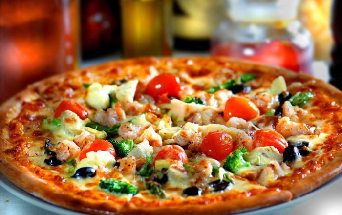 Основа под пиццу рецепт 95