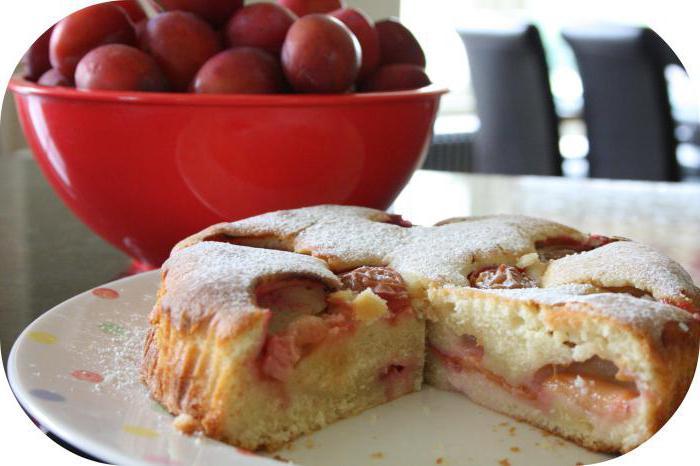 сливовый пирог рецепт из газеты new york times