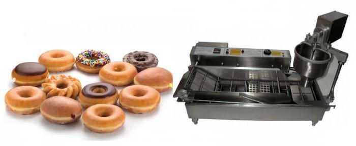 рецепт для приготовления пончиков в аппарате для