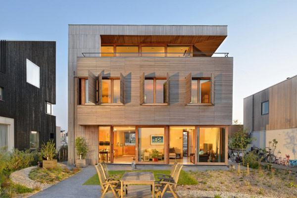 дом из чего построить