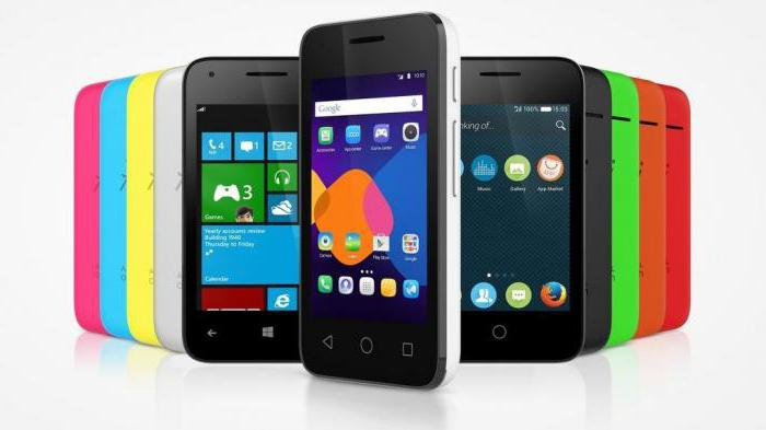 Alcatel One Touch PIXI 3 обзор