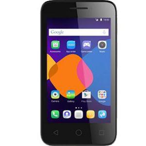 Alcatel One Touch PIXI 3 4