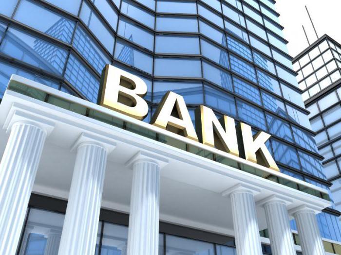 Элементы банковских систем. Банковская инфраструктура
