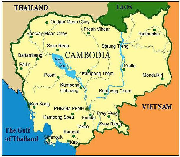 Валюта Камбоджи: история, порядок обмена, фото
