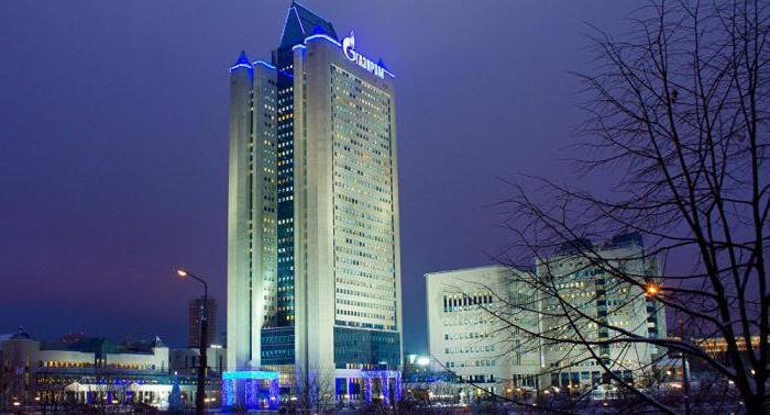 Газпром филиалы