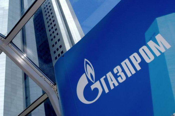 Организационная структура Газпрома