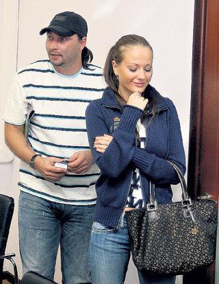 Анна Овчинникова жена Сергея Овчинникова