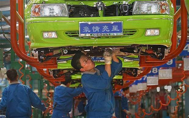 Модельный ряд китайских авто