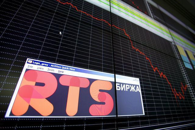 московская фондовая биржа в реальном