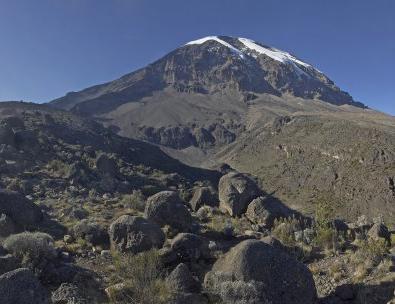 Килиманджаро где находится