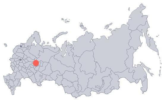 Состав Приволжского федерального округа - Проект
