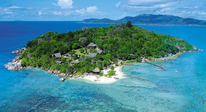 Сейшельские острова страна