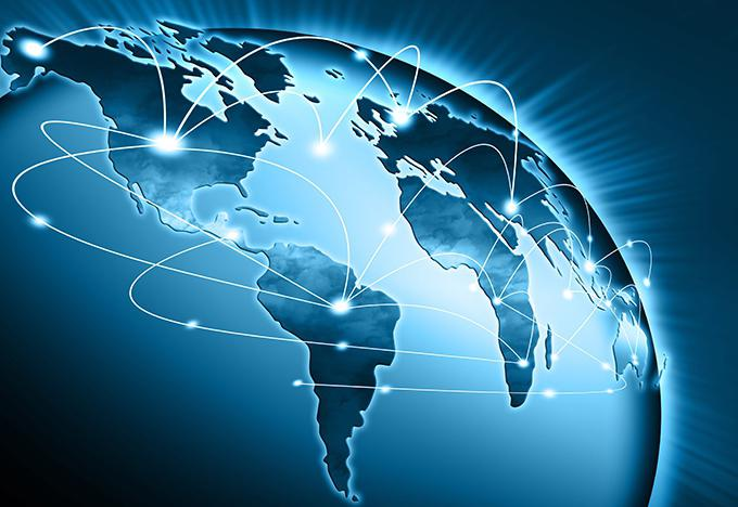 globalization and the internet