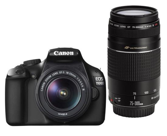 Canon EOS 1100D Kit 18 55 IS II отзывы