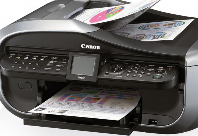 Лазерный принтер со сканером