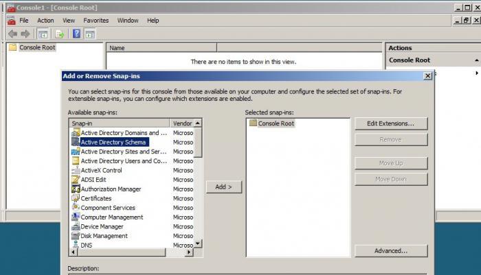 Active Directory группы