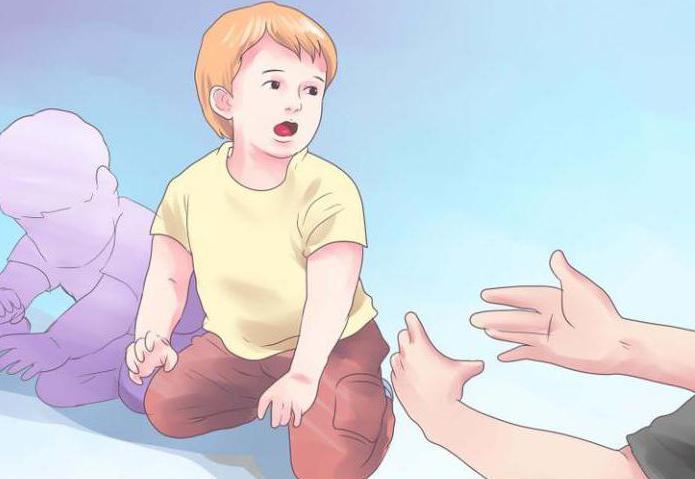 аутизм у ребёнка фото