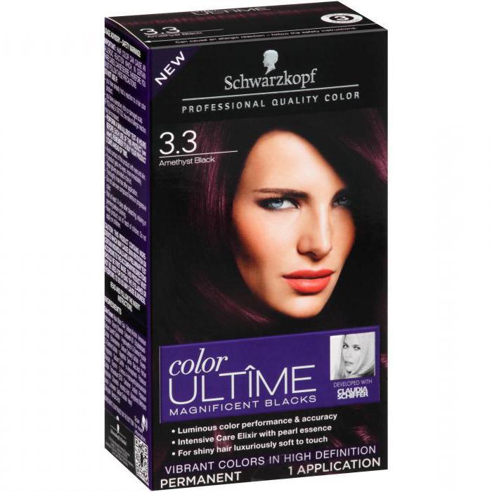 краска фиолетовая для волос