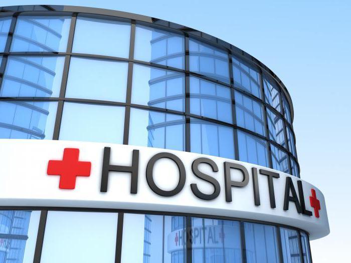 к чему снится лежать в больнице сонник