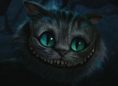 как сделать макияж чеширского кота