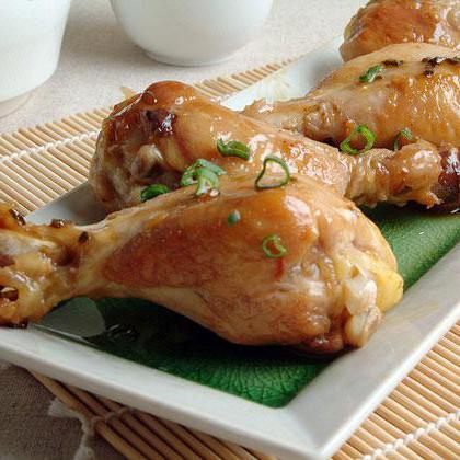 куриные ножки с кожей калорийность