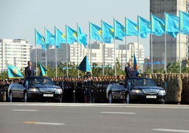 государственные праздники в казахстане 30 августа