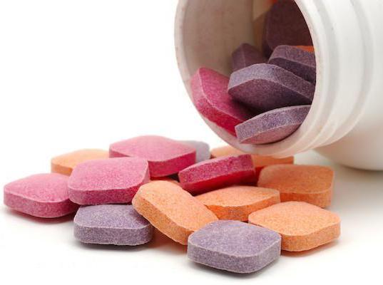 """Витамины """"Пиковит"""" для взрослых: отзывы"""