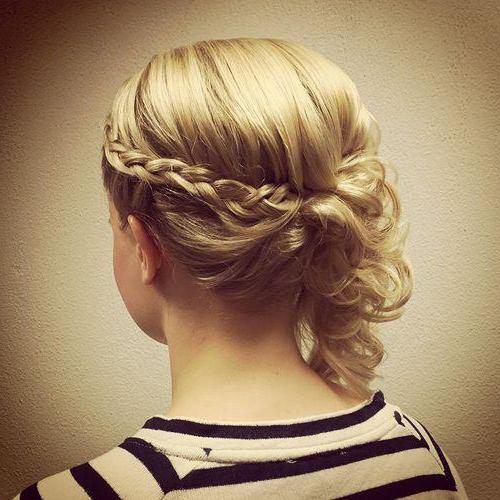 прически для длинных тонких волос