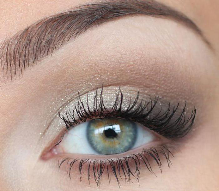 цветотип лето темные волосы серые глаза макияж