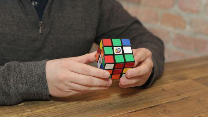 Как собрать кубик Рубика: инструкция для начинающих
