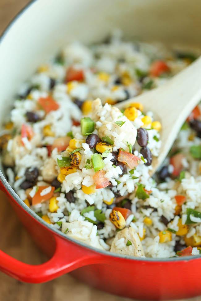Рецепты Для Похудения С Рисом. Рисовая диета для похудения: примерное меню на 3 и 7 дней, разные варианты