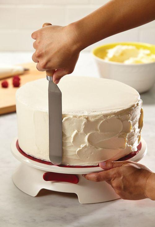 украсить торт аккуратно и красиво