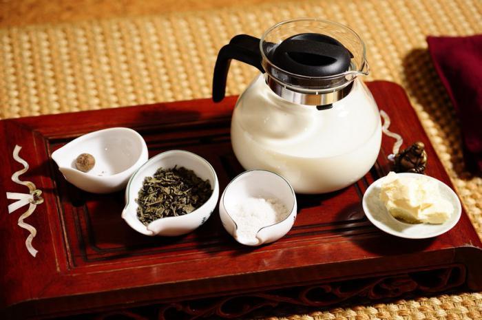 калмыцкий чай польза