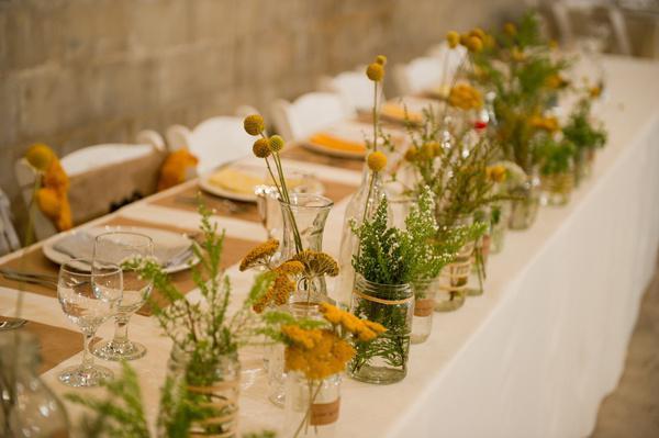 Оформление цветами женитьбы (фото)