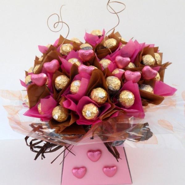 Сувениры из конфет своими руками