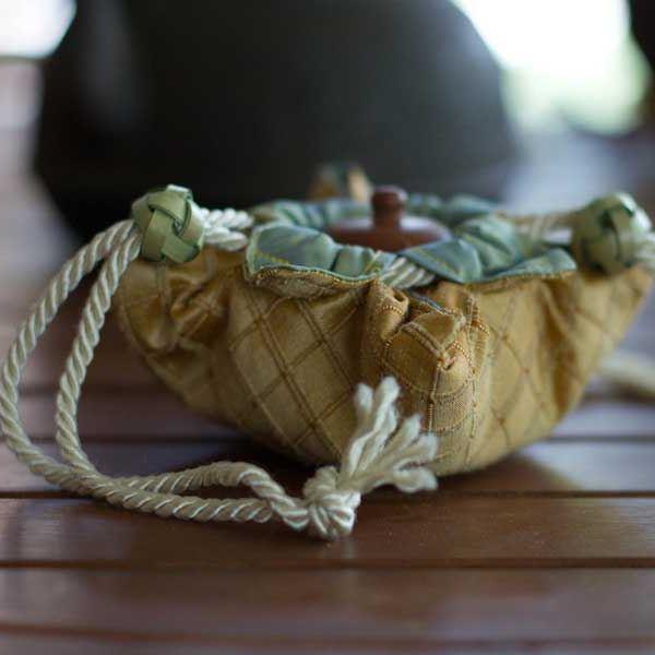 Сувениры своими руками из ткани