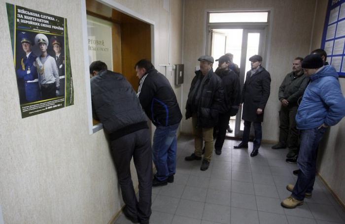 В россии мобилизация в украине