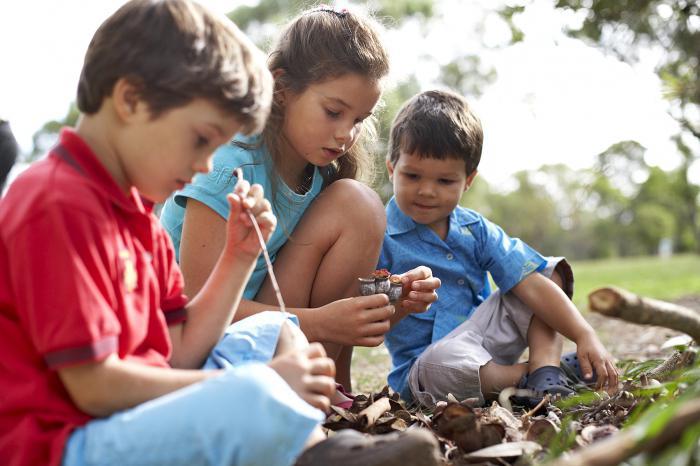 мероприятия по знакомству детей в лагере