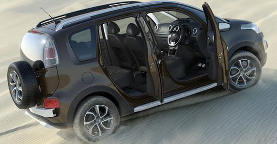 """Отзывы: """"Ситроен С3 Пикассо"""". """"Citroën C3 Picasso"""": технические характеристики, фото"""