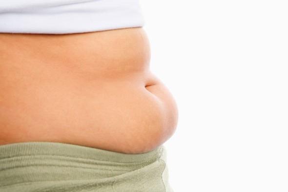 как убрать жир с брюшной полости
