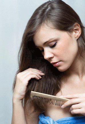 волосы путаются в узелки